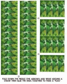 jurrassic-park-jungle-straw.jpg (1280×1600)