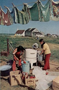 I realize that I am blessed and I should love washing clothes using electric and clean water.  I want to print out pictures like this to remember all my privileges
