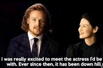 18 Times Sam Heughan Was Hilarious, Cute, And Deeply Hot