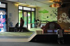 屏東六堆客家文化園區:兒童探索空間、戶外遊樂區 - 景點 - 親子就醬玩
