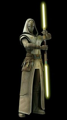 Jedi Temple Guards: Were members of the Jedi Order who were dedicated to protecting the Jedi Temple on the planet Coruscant. They served as part of the Jedi Temple's security force and reported to Jedi Master Cin Drallig, who headed the Temple's security detail.