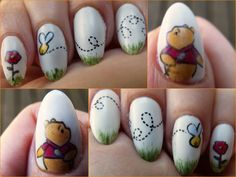 TruGel Marshmellow gel polish ~ MoYou Fairytale 13 and QA2 stamping plates