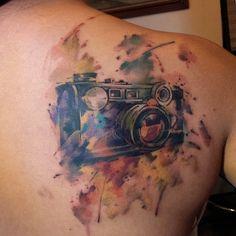 #camara#tattoocamara#watercolor #watercolortattoo #tattoo #sudakatattoo#bryan_sanchezm #ink_masters #ink #tattooisartmag #color #paint #inkfreakz #art #inked #tatuaje #besttattoos #tattooart #crazytattoos #tattooartist #tattoodirectory #sketch #cheyennetattoo #cheyennetattooequipment#eternalink #skullcandycolombia #neotatmachines #medellintattoo #bright_and_bold #tattoos_allday