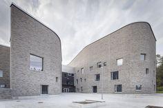 Image 13 of 24 from gallery of Lehtikangas School, Kindergarten and Library / alt Architects. Photograph by Ville-Pekka Ikola / alt