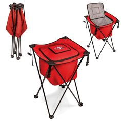 San Francisco 49ers Sidekick Cooler - Red - $66.49