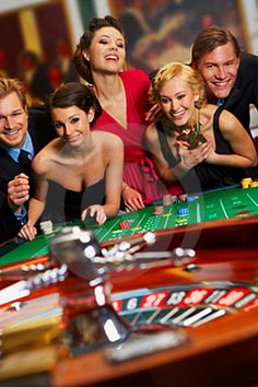 Casino party-  Who doesn't like to lose their money in a good game of poker?
