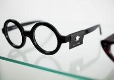 Black Eyewear | Bibliothèque Design