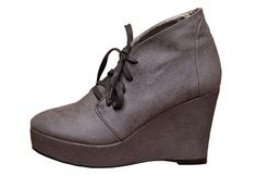 Ramona Wedge Bootie $62.95 plus free shipping #vegan #shoes    I shouldn't!! but I love!!