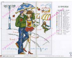 GRAFICOS SODA COREA ,,, SUPER LINDOS (pág. 6)   Aprender manualidades es facilisimo.com
