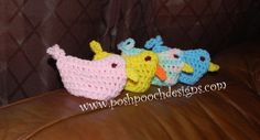 Posh Pooch Designs Dog Clothes: Chick Egg Cozy - Stuffie Crochet Pattern