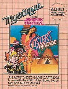 Custer´s Revenge, Atari 2600