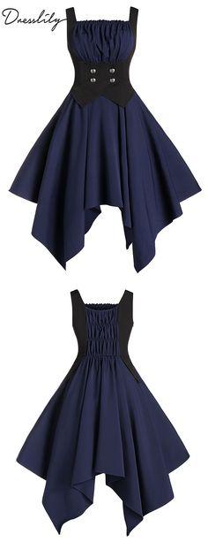 #dresslily #dresses #vintage
