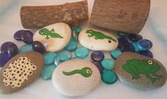 Check out this item in my Etsy shop https://www.etsy.com/uk/listing/507204191/life-cycle-of-a-frog-stones-science