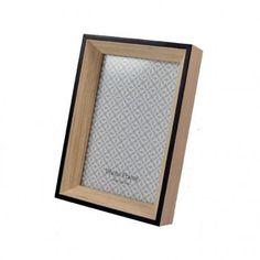Small Black Wooden Photo Frame $12.00 #photo #frame #homedecor
