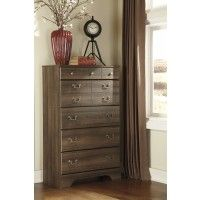 Allymore - Five Drawer Chest