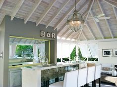 One of the most beautiful villas in Barbados! Great outdoor/Indoor Bar/Pool room. I love it! http://www.travelkeys.com/villa-listing/tradewinds