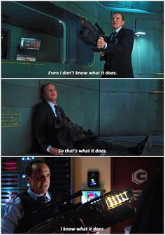 The evolution of Agent Coulson Avengers/marvels agents of S.H.I.E.L.D.