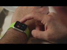 Apple Watch app controls hearing aids