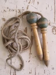 Have to admit I really liked my skipping rope. Wooden handles with real rope, not today's plastic whips ! Mine though were red handles Retro Toys, Vintage Toys, Retro Vintage, 1970s Childhood, Childhood Days, Skipping Rope, Ol Days, The Good Old Days, Wooden Handles
