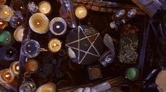 Witchcraft isn't as wicked as pop culture may suggest. Here's how essential oils, crystals and candles, one time witchcraft ingredients, can actually do you some good The Craft 1996, The Craft Movie, Empire Records, Wiccan, Magick, Witch Gif, Tarot, Male Witch, Full Moon Ritual