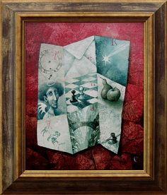 Pavel čech Pavlova, Various Artists, Painting, Painting Art, Paintings, Painted Canvas, Drawings