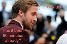 Stage Manager Ryan Gosling!