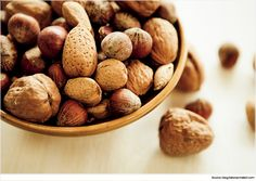 What to Eat to Gain Weight - Nuts