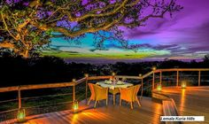 Beautiful view from Lemala Kuria Hills Lodge, Northern Serengeti