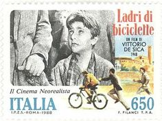 Italian neo-realism. The Bicycle Thieves - Vittorio De Sica