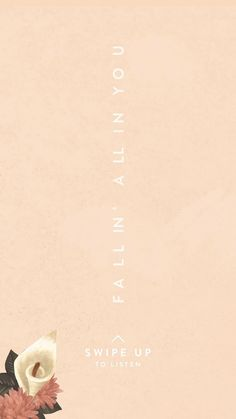 Fallin all in you, from Shawn Mendes:the Album, which is amazing btw❤️❤️