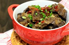 A Box of Kitchen: Spiced oxtail stew