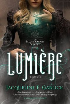 """Book Tour Review (and giveaway): """"Lumiere"""" by Jacqueline Garlick"""