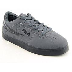 Fila F-13 Lite Low Basketball Athletic Sneakers Shoes Gray Mens Fila. $26.99