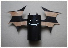 Halloween Crafts to Make with Kids