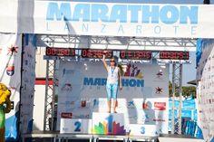 Gemma Cartwright at the Lanzarote International Marathon 2015! #4Parkinson