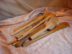 Renaissance Feast Gear Utensils Lot Castle Prop Wooden Spoon Fork Pie Crimper