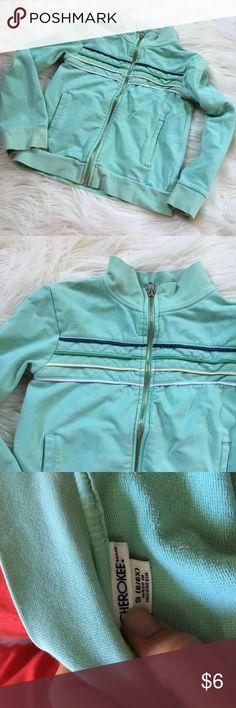 💖Kids Sale💖 Girls zip up In good condition. Size 6/6x Cherokee Shirts & Tops Sweatshirts & Hoodies
