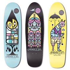 New Darkroom Decks by Don Pendleton!  Sick  @pendledon...
