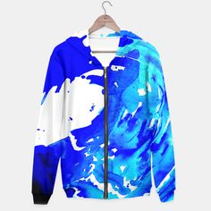 Save The Water Watercolour Hoodie 30% off @anoellejay designs @liveheroes Get ready for #summertime!
