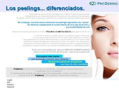 Curso Peelings Diferenciados ProDermic