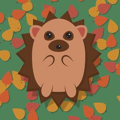 Create an Adorable Hedgehog with Basic Tools in Inkscape - Tuts+ Design & Illustration Tutorial