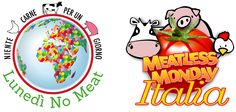 In Italy, Meatless Monday progress is led by two groups - Meatless Monday Italia and Lunedì No Meat Meatless Monday, Product Launch, Led, Rome, Italia
