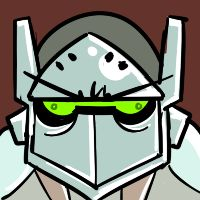 Overwatch Genji artwork / icon,'