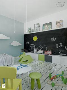 Pokój dziecka styl Skandynawski - zdjęcie od asymetric studio - Pokój dziecka - Styl Skandynawski - asymetric studio