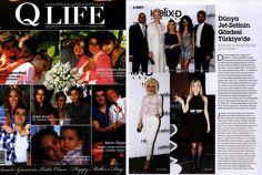Basında Helix-D - Q Life Dergisi