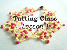 Video Tutorial – Crafts From The Past – What Is Tatting