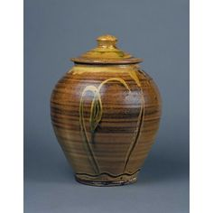 Store jar | Bowen, Clive | V&A Search the Collections
