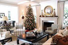 classic • casual • home: Holiday House Tour & Healthy Homemade Gift
