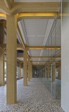 Tamedia Office Building,© Didier Boy de la Tour