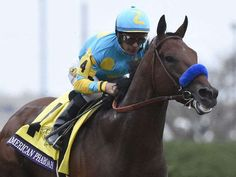 American Pharoah captures Breeders' Cup Classic with wire-to-wire victory via @USATODAY